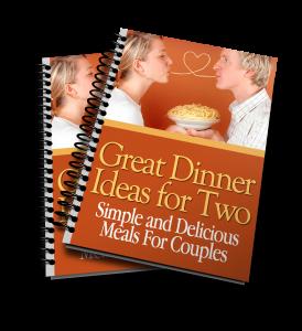 dinner ideas for 2